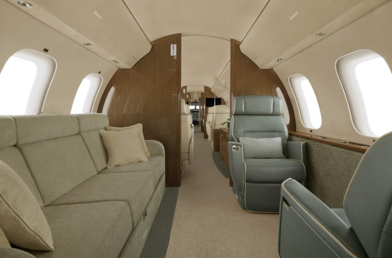 global 7500 - lounge - hi res